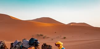 życie beduinów w zjednoczonych emiratach arabskich