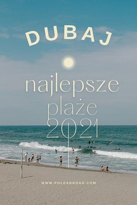 najlepsze plażę dubaju